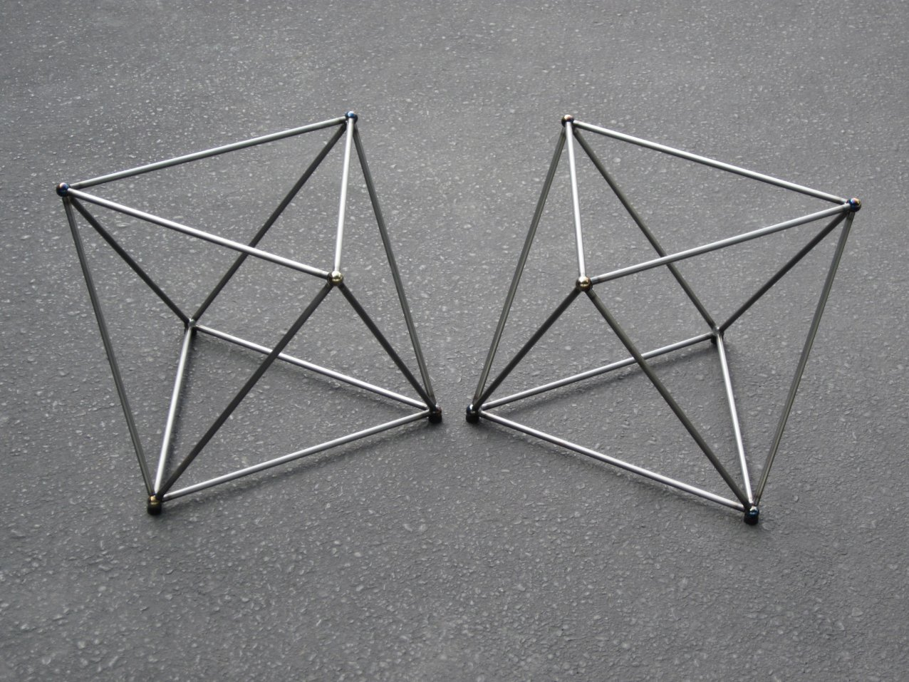 how to build a octahedron